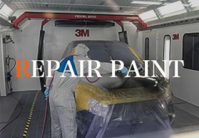 鈑金塗装修理