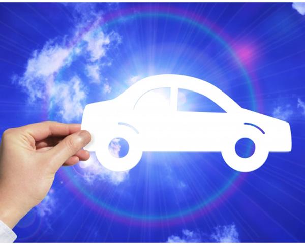 車を紫外線から守る