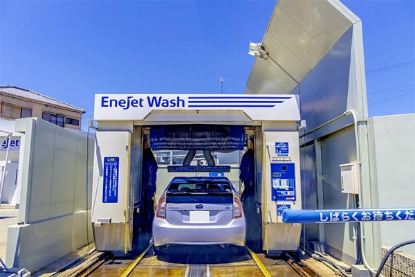 洗車機の種類